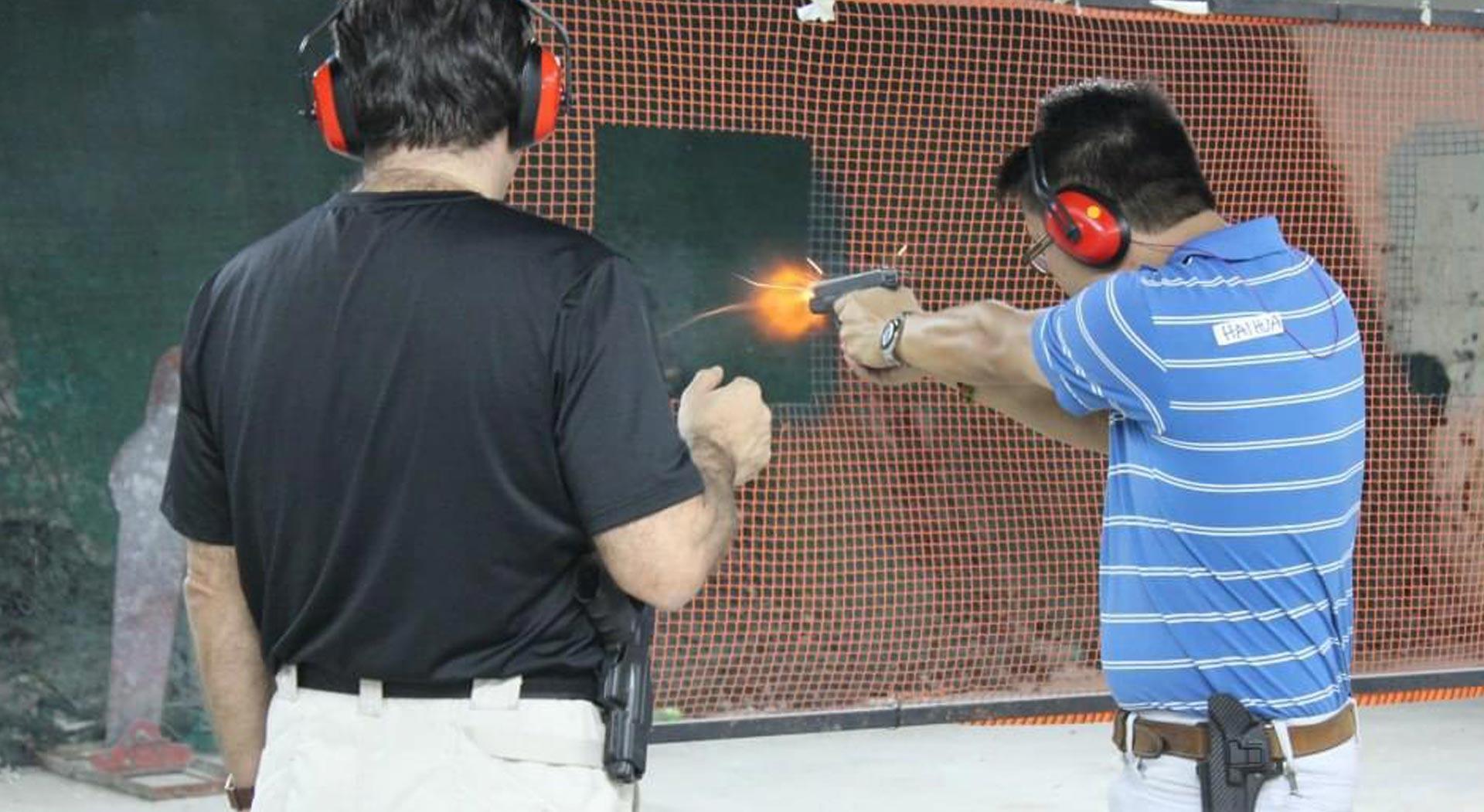 Combat Shooting Level II